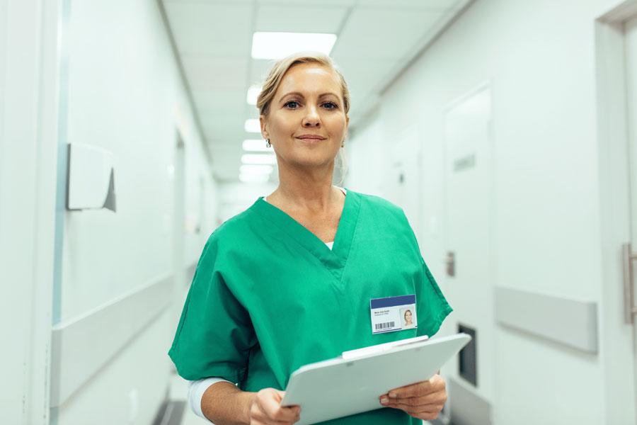 CÓMO TRABAJAR DE ADMINISTRATIVO EN UN HOSPITAL