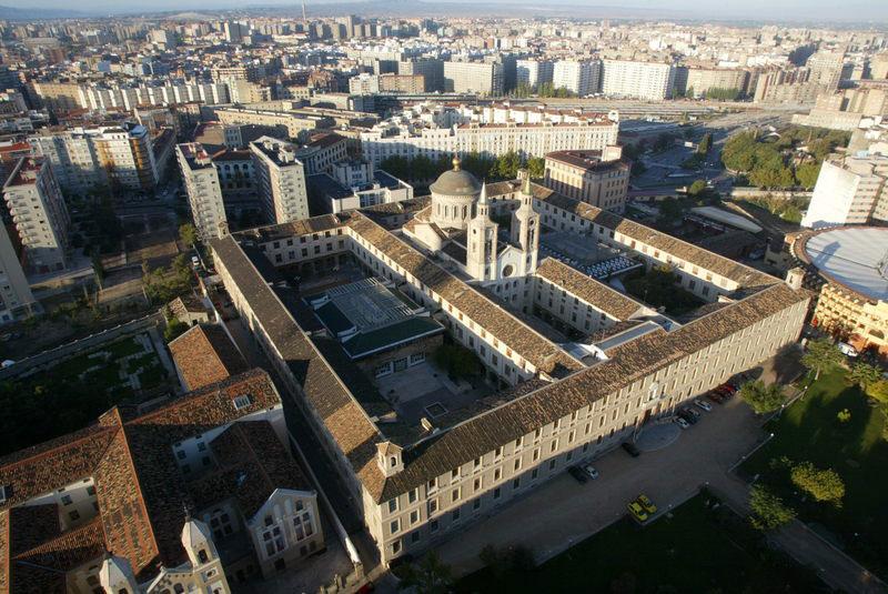 Diputación General de Aragón. Edificio Pignatelli