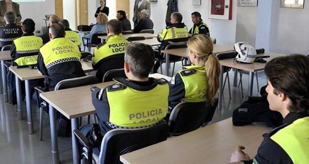 Ayuntamiento de Fraga. Policía Local. Lista admitidos